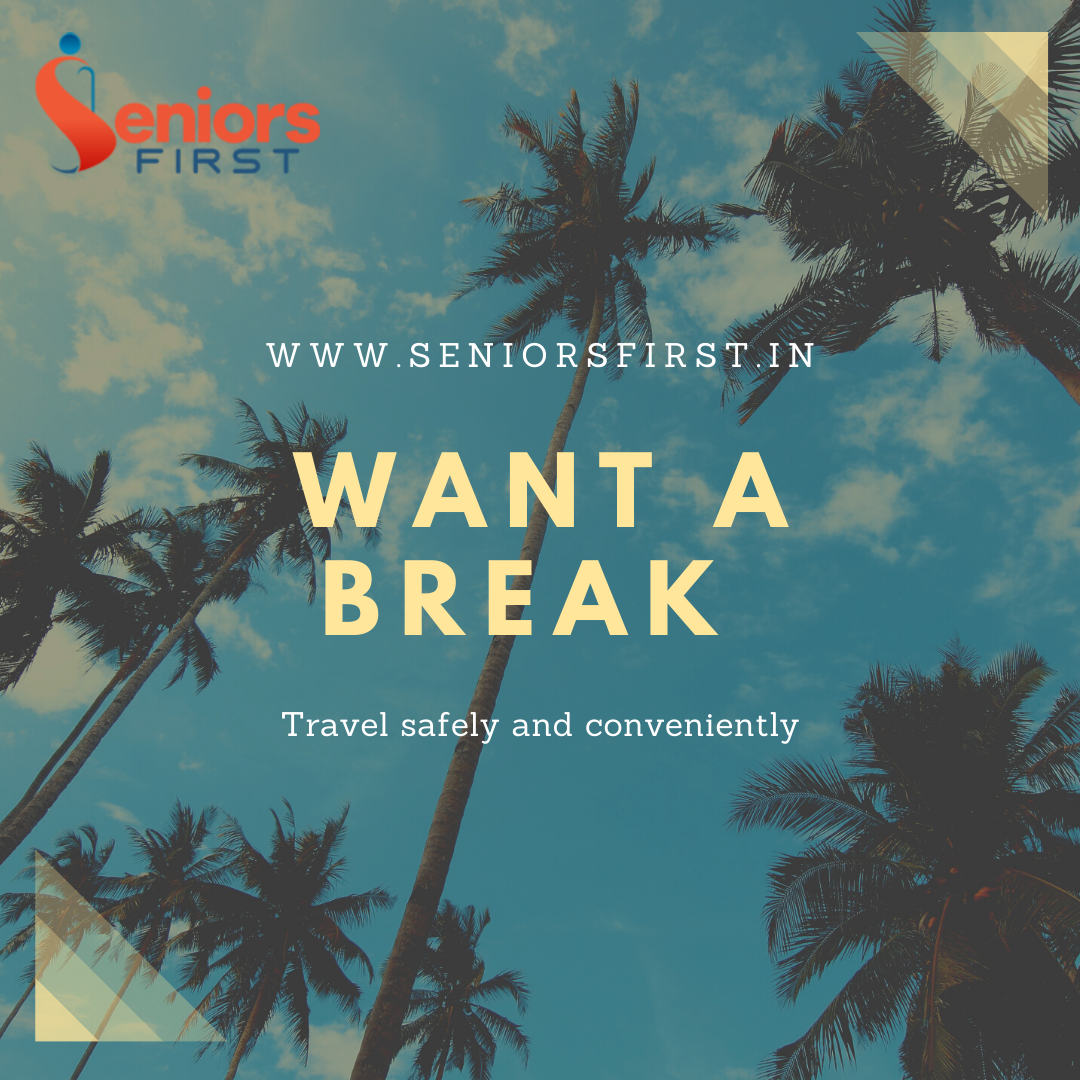 Tips for Senior Citizens Travelling during COVID-19